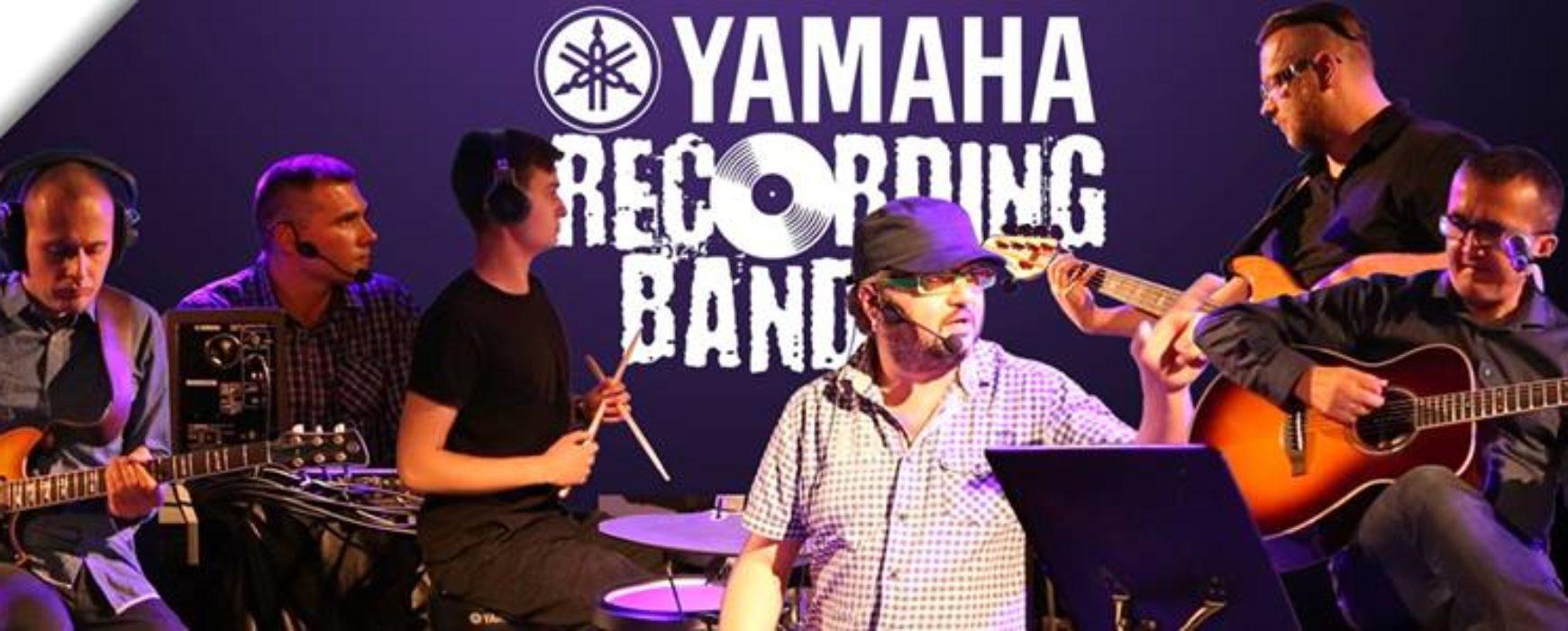 Yamaha Recording Band – 22 lutego 2017r.
