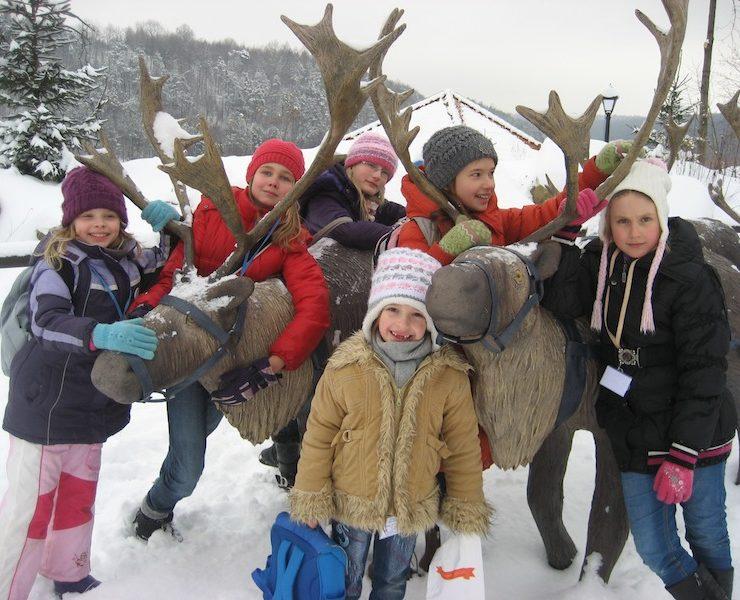 14-25 stycznia – Ferie zimowe 2013