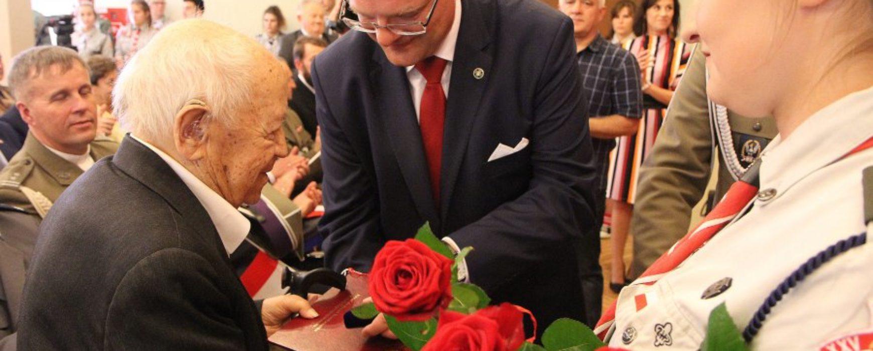 Dzień Weterana Walk oNiepodległość Rzeczypospolitej Polskiej