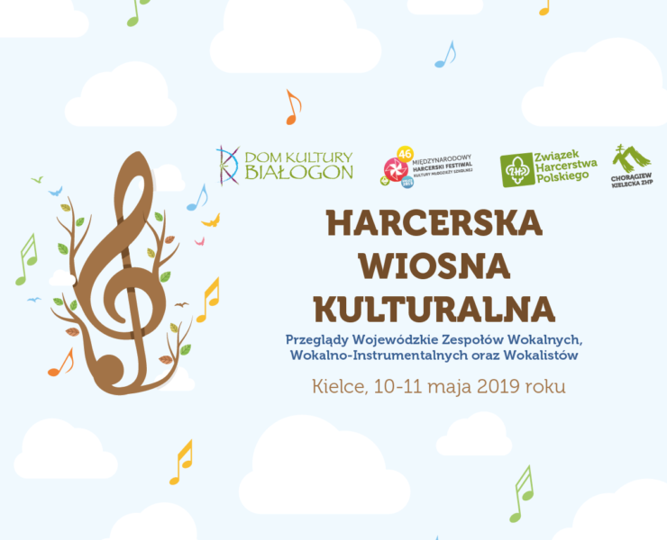 Harcerska Wiosna Kulturalna – Kielce 2019